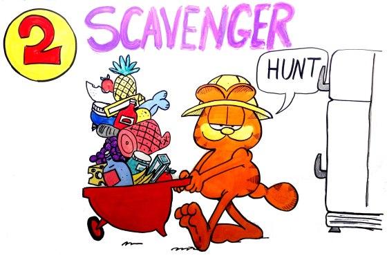 2 Garfield